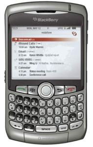 BlackBerry 8310 Full