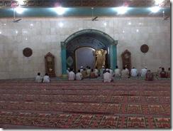 Sholat Shubuh Di Masjid Agung Pemalang